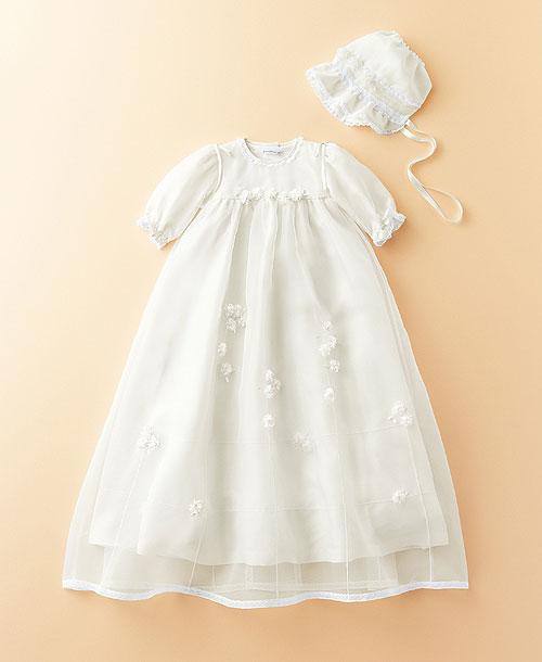 おすすめベビー服ブランドのファミリアのベビードレス