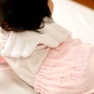 出産祝いにおすすめ喜ばれる安心ベビー服ブランドBabyGoose(ベビーグース)の天使スタイ