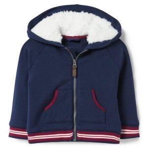 おすすめのベビー服ブランドのジャニーアンドジャックの赤ちゃんジャケット